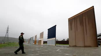 Judge blocks part of Trump's border wall plan