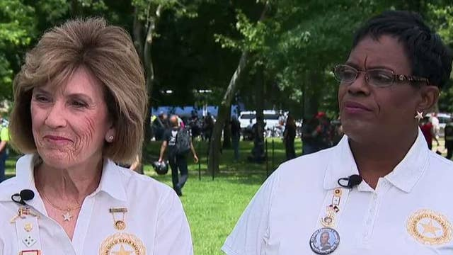 Gold Star Moms remember fallen sons and daughters