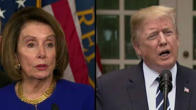 Can Pelosi and Trump work together?