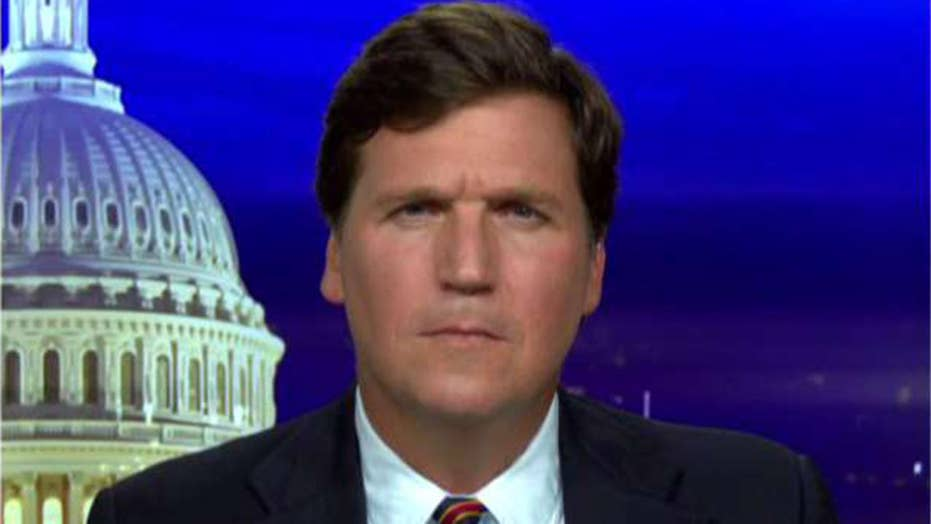 Tucker: Left outraged over Trump's declassification order
