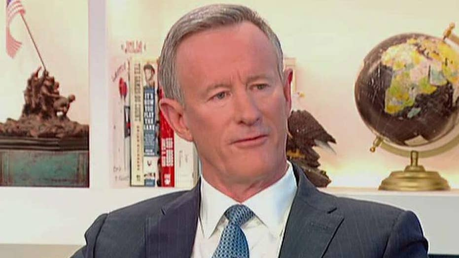 Admiral McRaven opens up about life and war in new book
