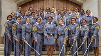 West Point graduating class features largest number of African American women in history