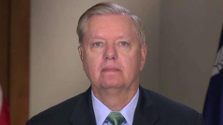 Sen. Lindsey Graham on Trump giving the OK to declassify intelligence related to Russia investigation