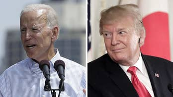 Will Joe Biden be able to compete against Trump's booming economic policy in 2020?