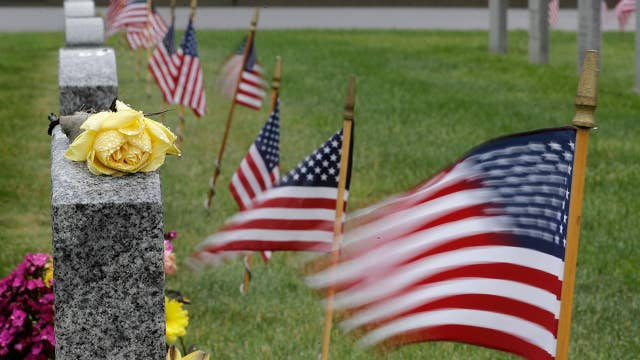 Why every American should be proud on Memorial Day