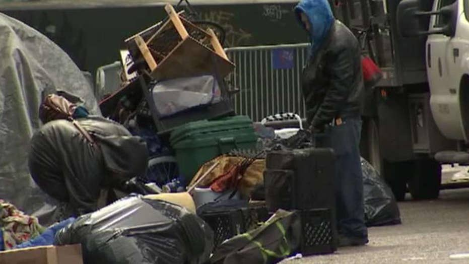 Impact of loony left policies on San Francisco