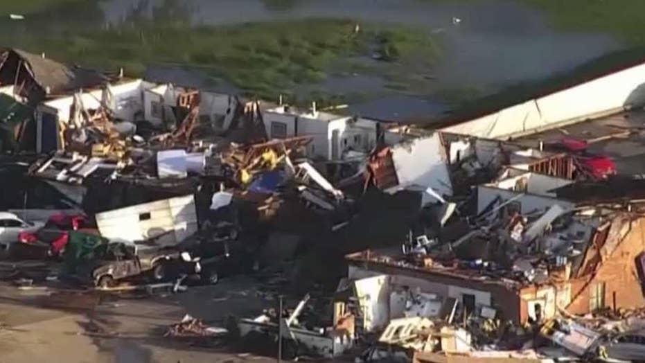 Midwest facing intense conditions after extreme rain, tornadoes
