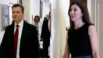 Strzok-Page texts debated whether to share details with DOJ on key London meeting in 2016