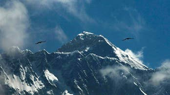 Mount Everest climbers seen crushed together in new video as Nepal debates limiting permits