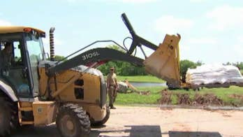 National Guard works to reinforce levees as catastrophic flooding hits Oklahoma