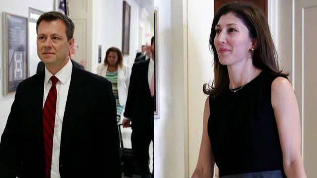 Do anti-Trump text messages between Peter Strzok and Lisa Page rise to the level of treason?