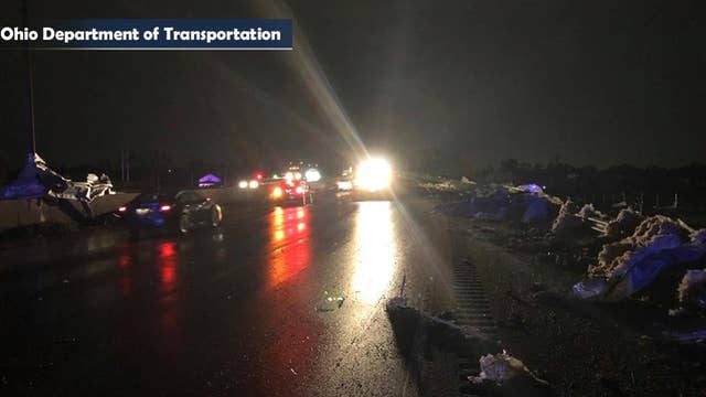 Powerful tornadoes cause catastrophic damage in the Midwest
