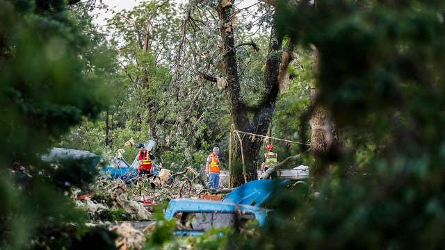 Dayton, Ohio mayor describes 'complete devastation' left by tornadoes