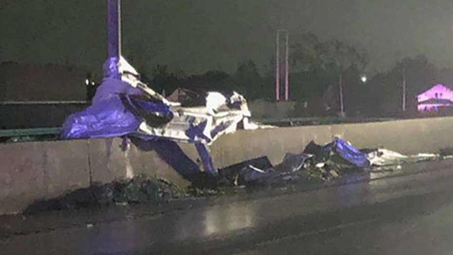 Multiple tornadoes touch down outside of Dayton, Ohio