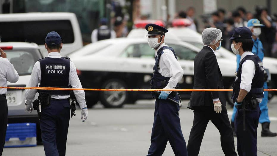 Stabbing spree at bus stop in Japan leaves at least 3 dead, over a dozen injured