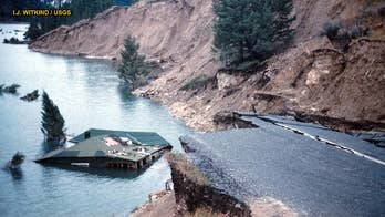 Yellowstone feels earthquake aftershocks – 60 years later