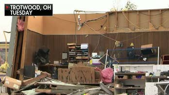 Recovery continues following deadly storms in Ohio