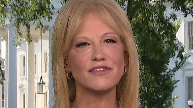 Kellyanne Conway on Comey defending Trump campaign probe, border crisis, Democrats' impeachment push