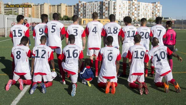 Spanish soccer club prints slurs on jerseys to combat racial abuse