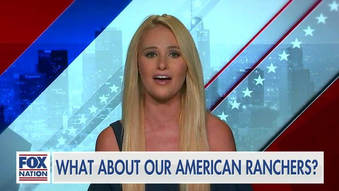 Tomi Lahren: What about our American ranchers, President Trump?