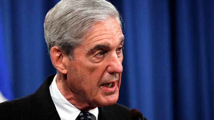 Brit Hume: There is something faulty in Mueller's argument that he couldn't charge the president