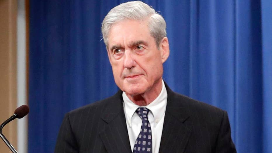 Robert Mueller: Charging the president with a crime was not an option we could consider, the special counsel said