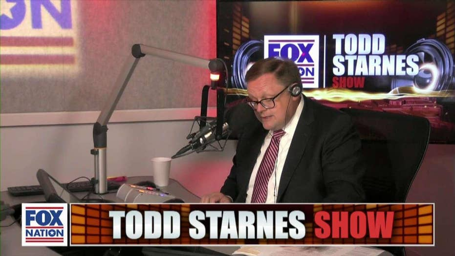 Todd Starnes Discusses A Day Of Prayer For President Trump