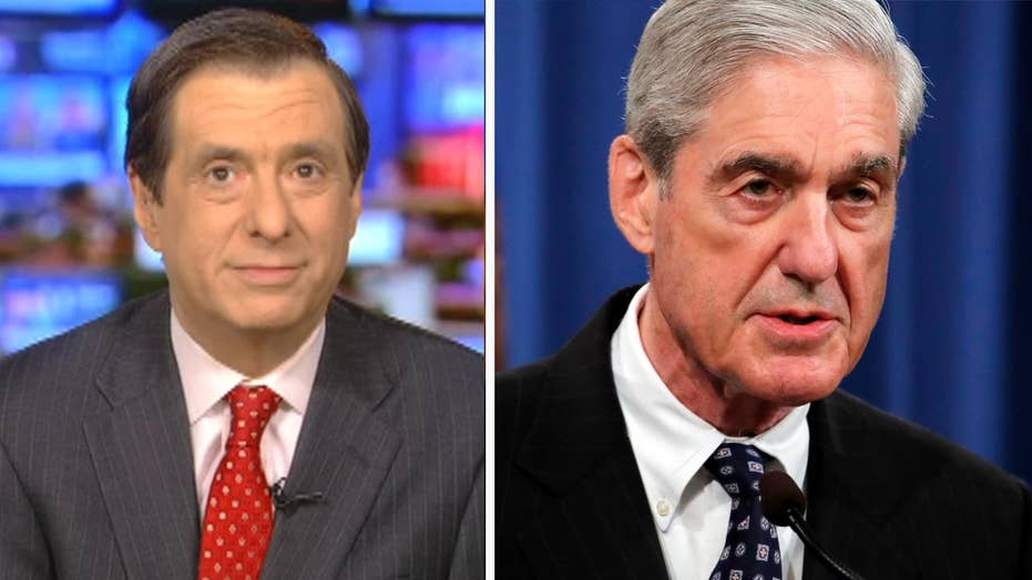 Howard Kurtz: What was point of Mueller probe that could not charge the president?