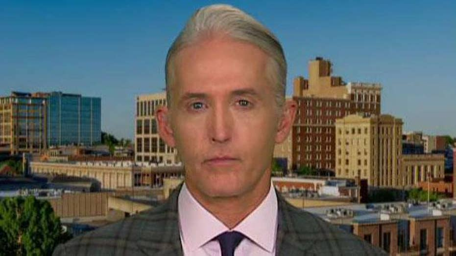 Trey Gowdy on The Daily Briefing