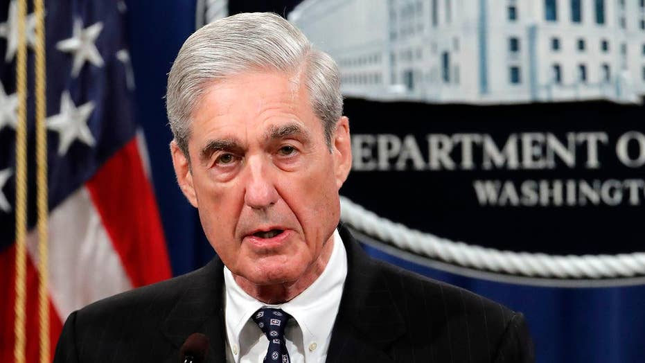 Special counsel Robert Mueller talks Russia probe as he exits post