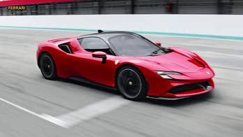 The most powerful Ferrari ever... is a plug-in hybrid