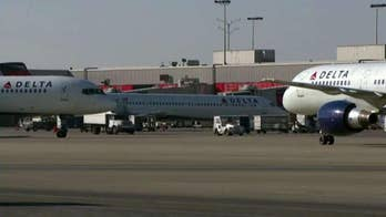 Delta Air Lines sued by passenger over alleged attack from emotional support dog