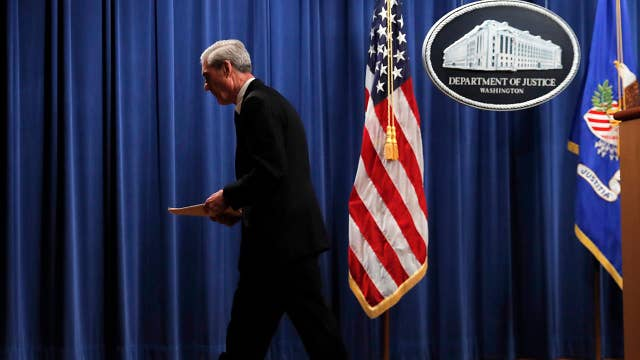 What did we learn from Robert Mueller's rare public appearance?