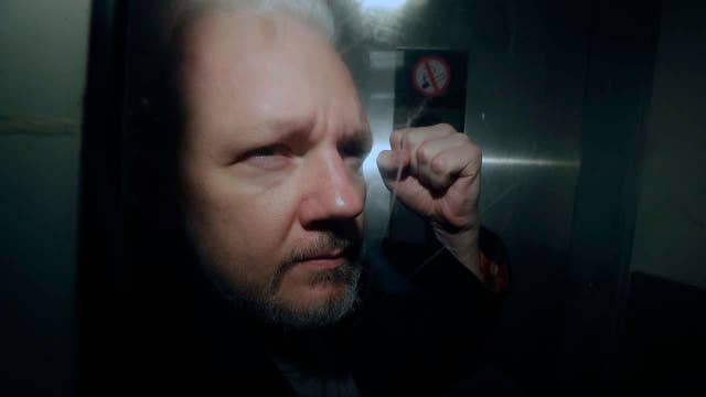 Julian Assange's attorney says his client is too ill to appear in court for extradition hearing