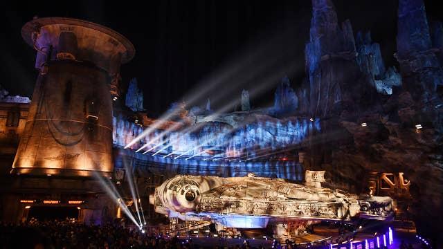 Disneyland unveils Star Wars: Galaxy's Edge