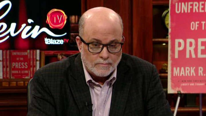 Levin: Democrats pushed Mueller to skew the narrative