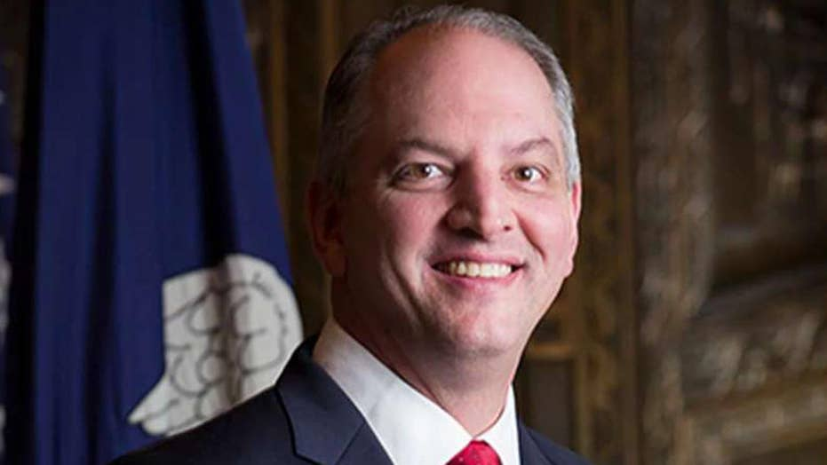 Louisiana passes bill banning abortion after fetal heartbeat is detected
