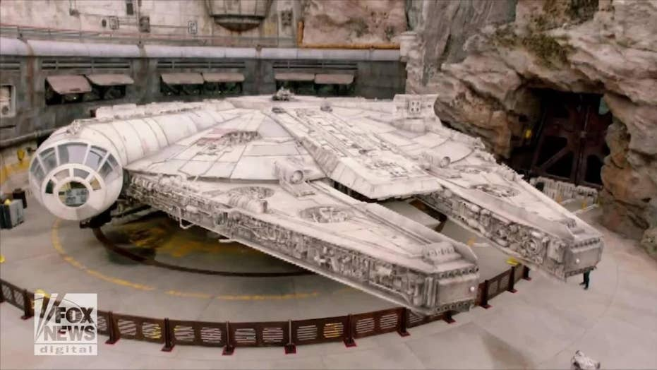 Star Wars: Galaxy's Edge has plenty of surprises in store