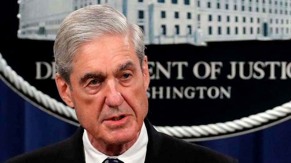 Mueller's statement on Russia investigation shakes Washington