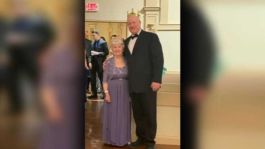 Prom queen awarded to 97-year-old
