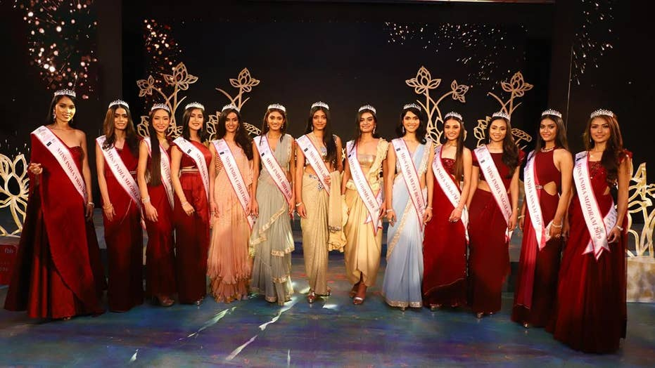 The Miss India pageant is under fire for a lack of diversity