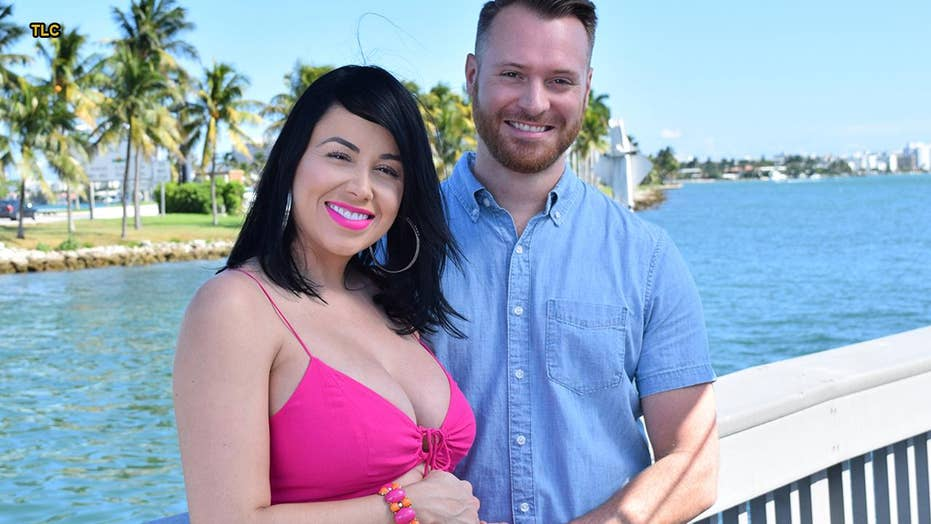 '90 Day Fiance' stars Russ and Paola on how reality TV changed their lives
