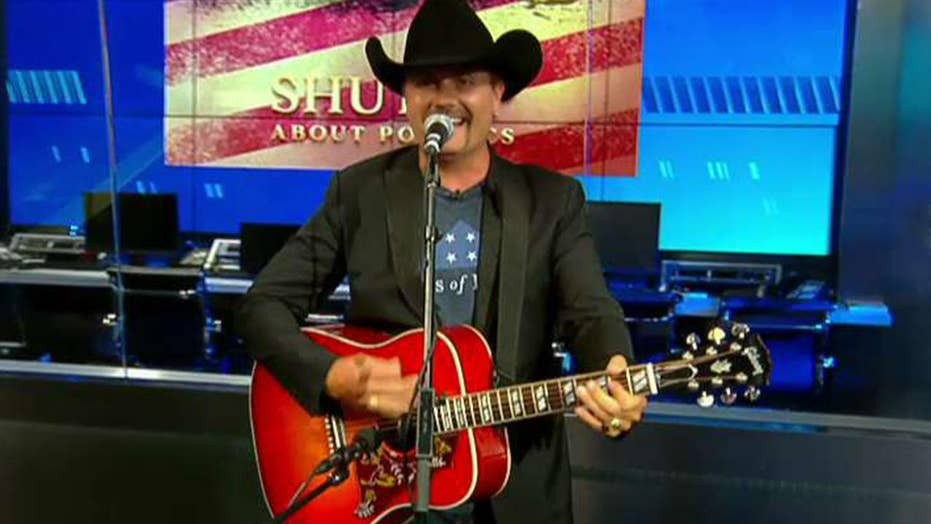 John Rich performs 'Shut Up About Politics' on 'The Five'