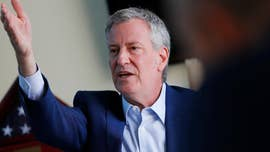 Bill de Blasio calls for 70 percent tax rate on wealthy in Dem debate