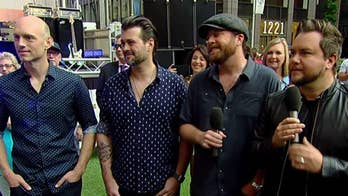 Eli Young Band reflects on their Texas roots, work with the Wounded Warrior Project