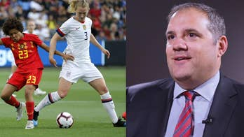 FIFA vice president discusses the Women's World Cup and parity in the game of soccer