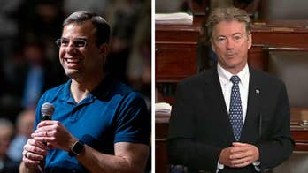 Libertarian-Republicans Sen. Rand Paul and Rep. Justin Amash differ over a call for impeachment