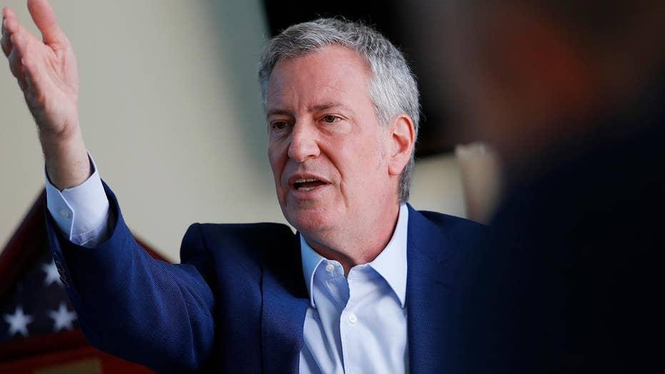 NYC Mayor Bill de Blasio's new criminal justice plan sparks outrage