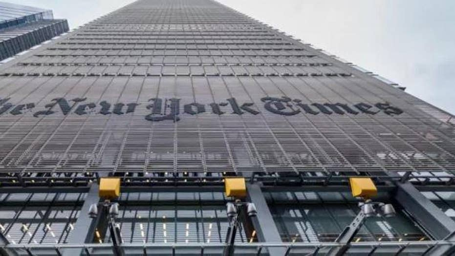 The New York Times is said to be cracking down on its reporters appearing on 'partisan' cable news shows