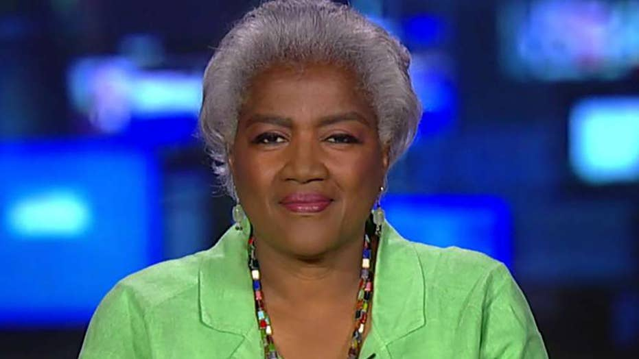 Donna Brazile on who is most likely to win the 2020 Democratic presidential nomination